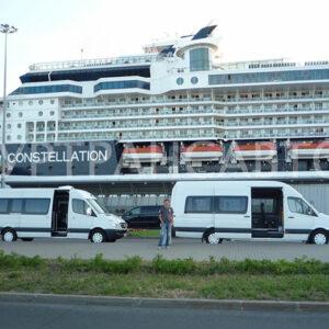 Заказ микроавтобусов с водителем в Санкт-Петербурге